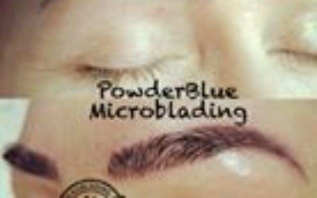 Microblading Brows – Manual Strokes Technique